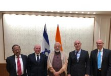 Israeli NSA meets PM Modi; discusses bilateral issues