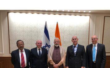 Israeli NSA meets PM Modi; discusses bilateral issues