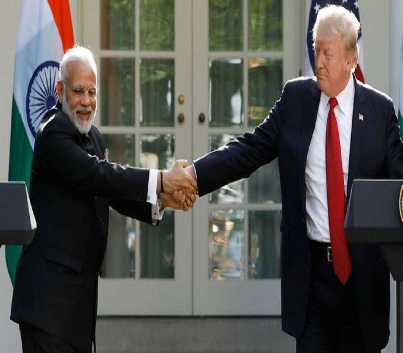 PM Modi created a library in Afghanistan, then Donald Trump made fun of him