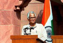 Former Defense Minister George Fernandes dies