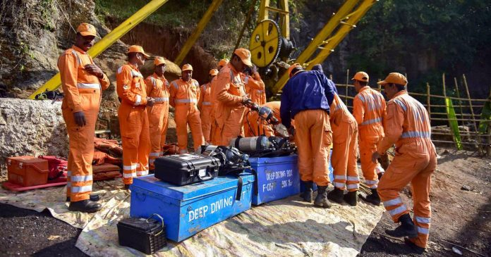 SC agrees to hear urgent plea on trapped miners in Meghalaya