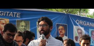 Jignesh Mevani and Umer Khalid Opposes 13 Point Roster Bill