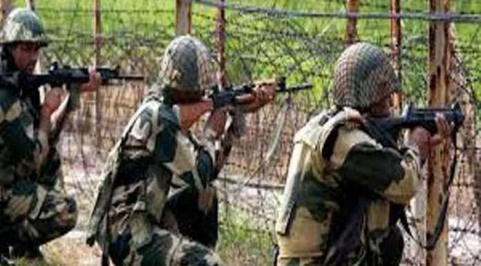 Tense situation at LoC as India and Pakistan troops exchange fire