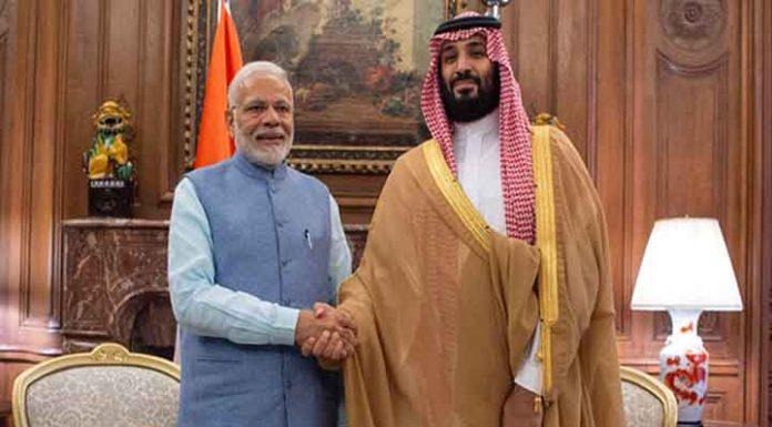 Prince of Saudi Arabia visits India; India-Saudi relations will be strong