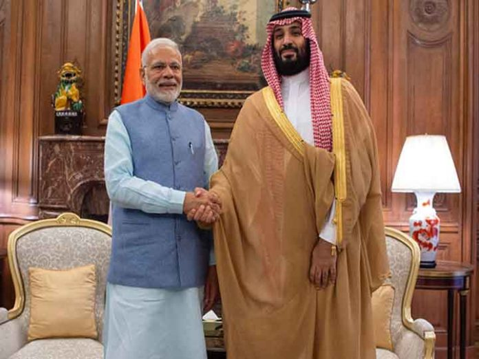 Prince of Saudi Arabia visits India; India-Saudi relations will be strong
