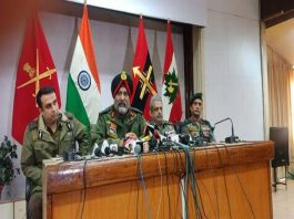 Anyone who picks up gun will be eliminated: Army Official