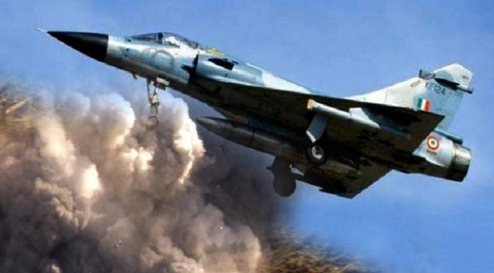 After the Air Strike, all the political parties appreciated the army's fortunes
