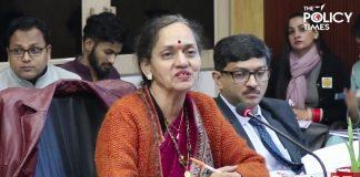 Inaugural Address Workshop on EXIM Policy | Dr. Vijaya Katti