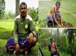 Jadav Payeng converted 550 hectare of Dry land into Forest