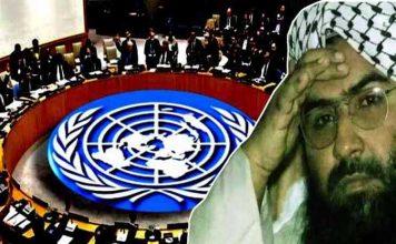 US drafts resolution to blacklist Masood Azhar at UN Security Council