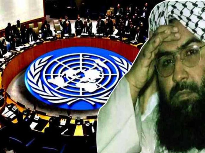 US drafts resolution to blacklist Masood Azhar at UN Security Council