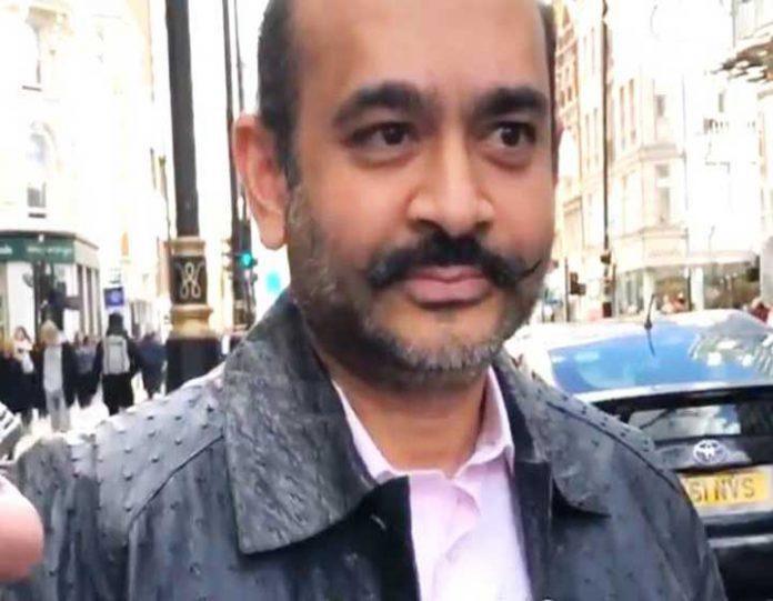 India seeks UK help to extradite the most wanted Nirav Modi