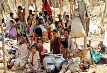Despite the poverty level falling, the challenges of poverty in India