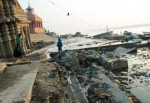 Ganga River is dirtier than ever before