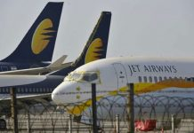 Jet Airways takes a nose dive as it continues to lose ground