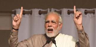 PM Narendra Modi appeals to the people to work together for people from all walks of life
