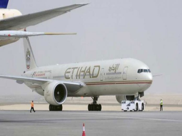 Etihad Airways makes conditional offer to raise investment in Jet Airways