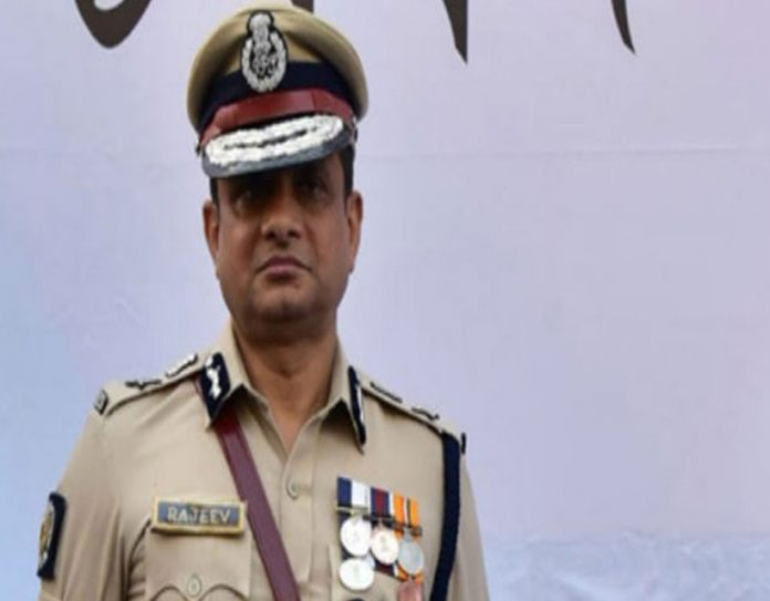 IPS officer and former chief of the Kolkata Police, Rajiv Kumar reported in the Home Ministry