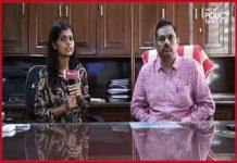 Mr. Avinash Mishra, Advisor at Niti Aayog, spoke on Water crisis to The Policy Times