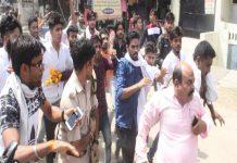 Vishwa Hindu Mahasangha fake state president assaulted Viral