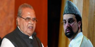 Kashmir's Hurriyat Conference leaders ready for talks