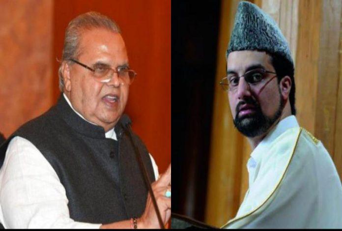 Kashmir's Hurriyat Conference leaders ready for talks