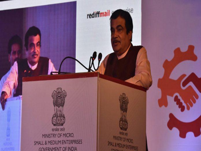 Gadkari to put MSMEs on a global e-commerce platform