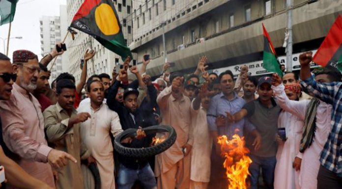 Pakistan erupts into protests against former president Asif Ali Zardari's arrest