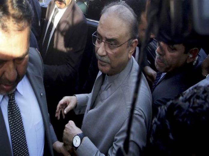 Asif Ali Zardari arrested in Pakistan after Nawaz Sharif, allegations of corruption