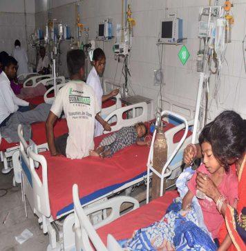Over 100 children in Bihar die to acute encephalitis