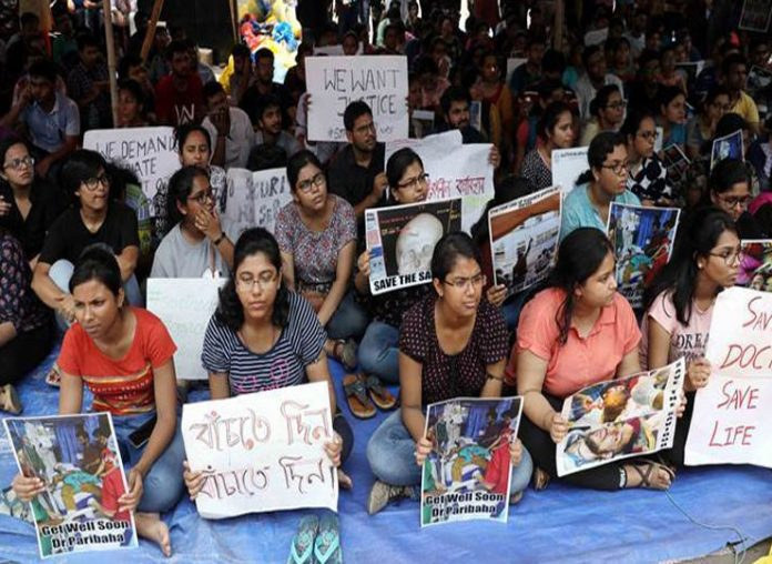 Bengal's battle for many cities including Delhi-Mumbai, doctors refused to work