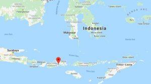 7.5-magnitude quake shakes East Timor