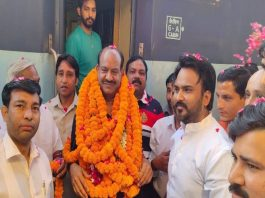 Om Birla, elected unopposed Lok Sabha speaker