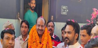 Om Birla, elected unopposed Lok Sabha speaker