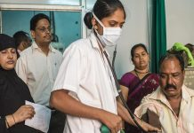 India's middle class and the poor lack good healthcare service