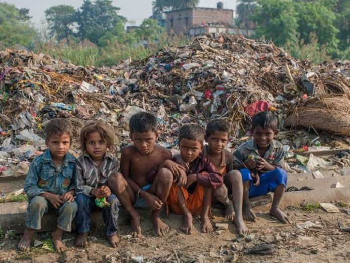 Poverty can be eliminated by using only 'necessary' energy