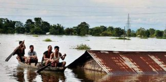 Over 8 lakh people in 21 districts in Assam affected by floods