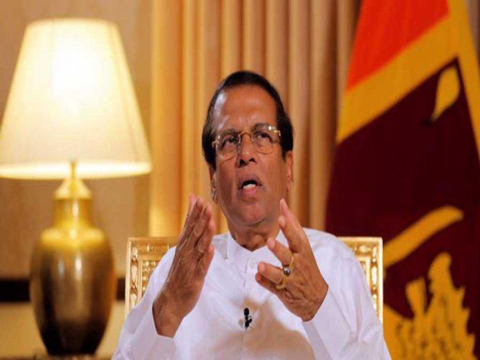 International drug syndicates and not Islamists behind Sri Lanka's Easter Sunday bombings, claims President