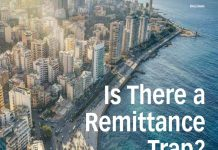 Lebanon Must Escape and Avoid the Remittance Trap
