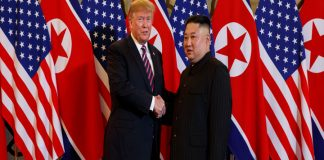 Kim Jong Un, Trump consent to push forward on denuclearization exchange: state media