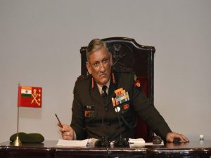 Future conflicts to be more violent and unpredictable, Army Chief
