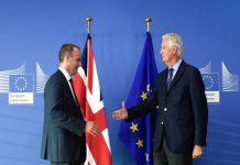 No-Deal Brexit bargain in Full Swing- Raab