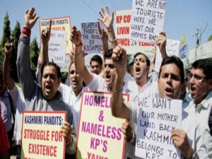 the return of Kashmiri Pandits
