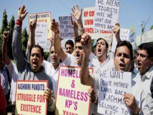 the return of Kashmiri Pandits