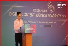 Korea-India Digital Rumi Content Business Roadshow 2019