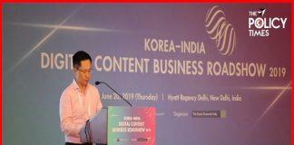 Korea-India Digital Rumi Content Business Roadshow 2019