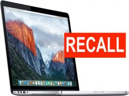 15-inch MacBook Pros recalled in Canada over fire and burn risk