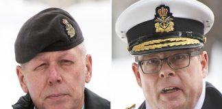 Vice-chief of defence staff resigns, citing plan Mark Norman was to replace him