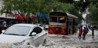 Heavy rains create chaos in Maharashtra: 19 feared dead in wall collapse and aircraft overshoots the runaway
