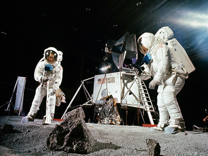 The Management Of Moon Program Was Shaken Up By NASA